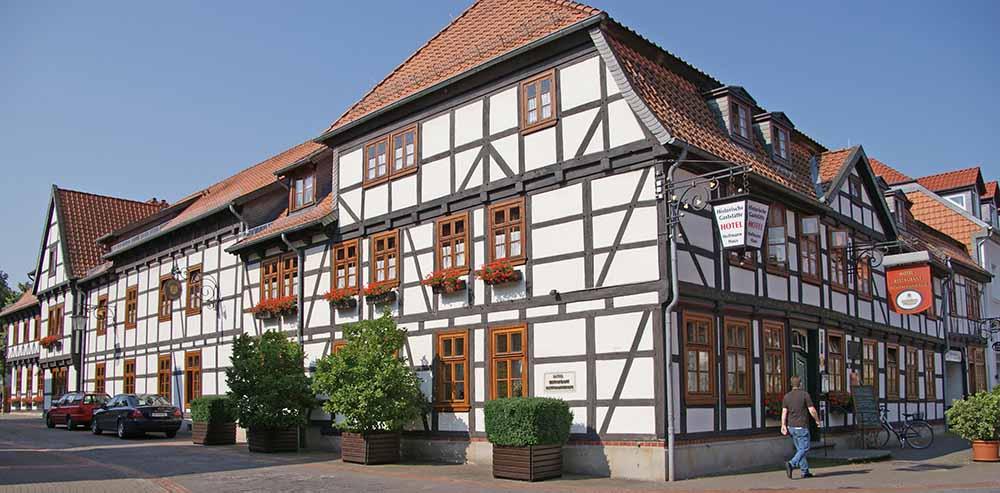 Hoffmannhaus | Hotel-Restaurant | Fallersleben | Das Haus