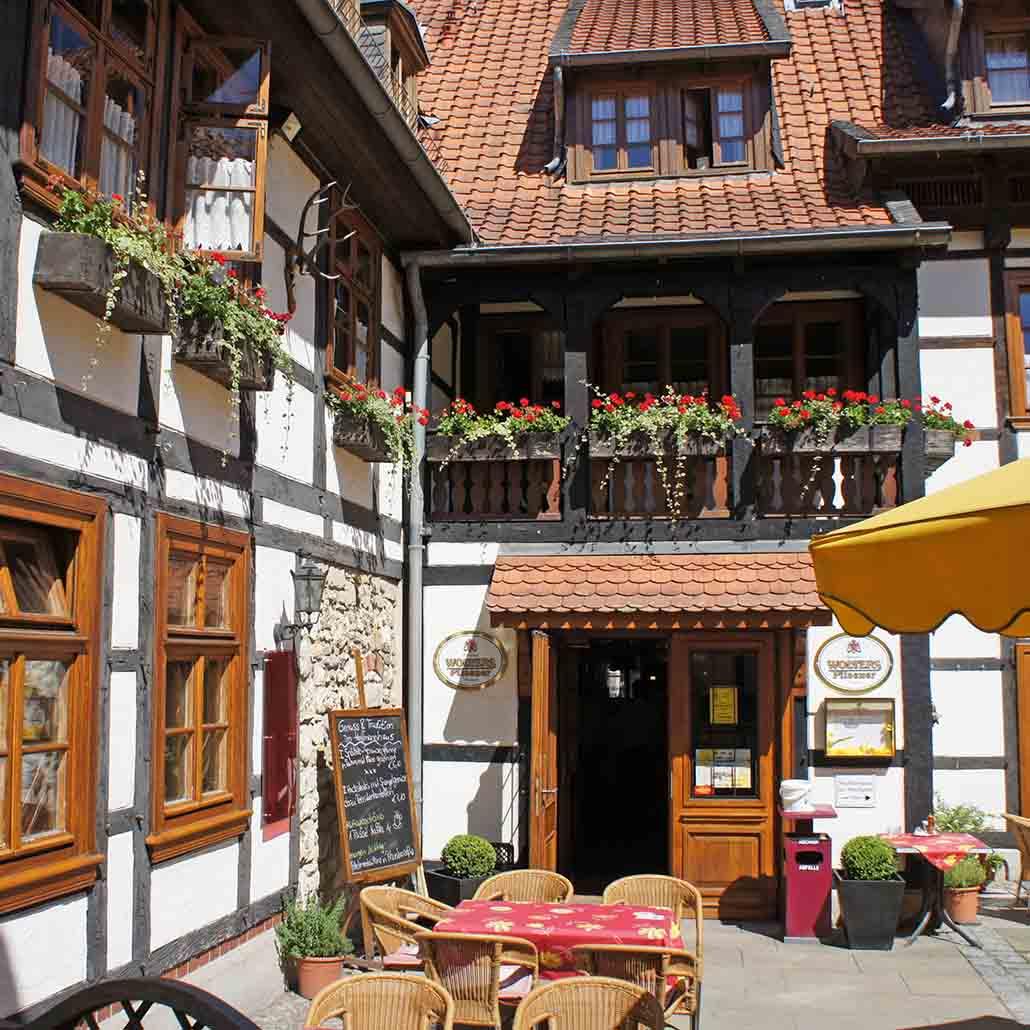 Hoffmannhaus | Hotel-Restaurant | Fallersleben