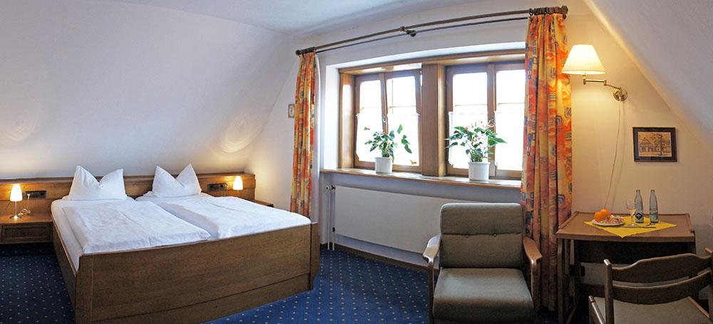 Hoffmannhaus | Hotel-Restaurant | Fallersleben | Die Zimmer