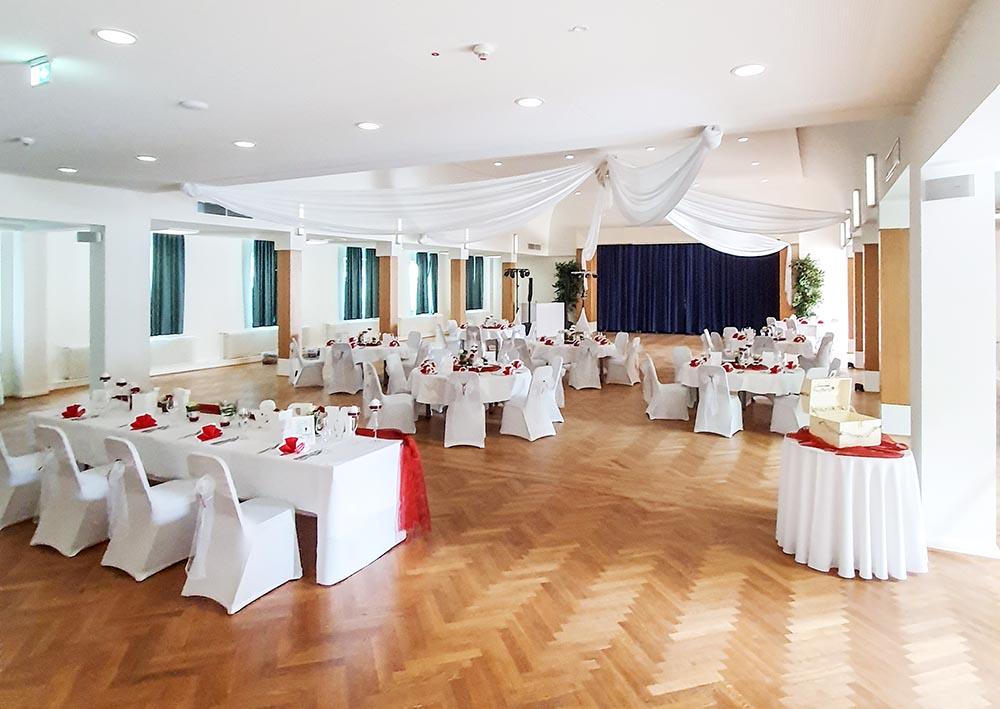 Hoffmannhaus | Hotel-Restaurant | Fallersleben | Hochzeiten